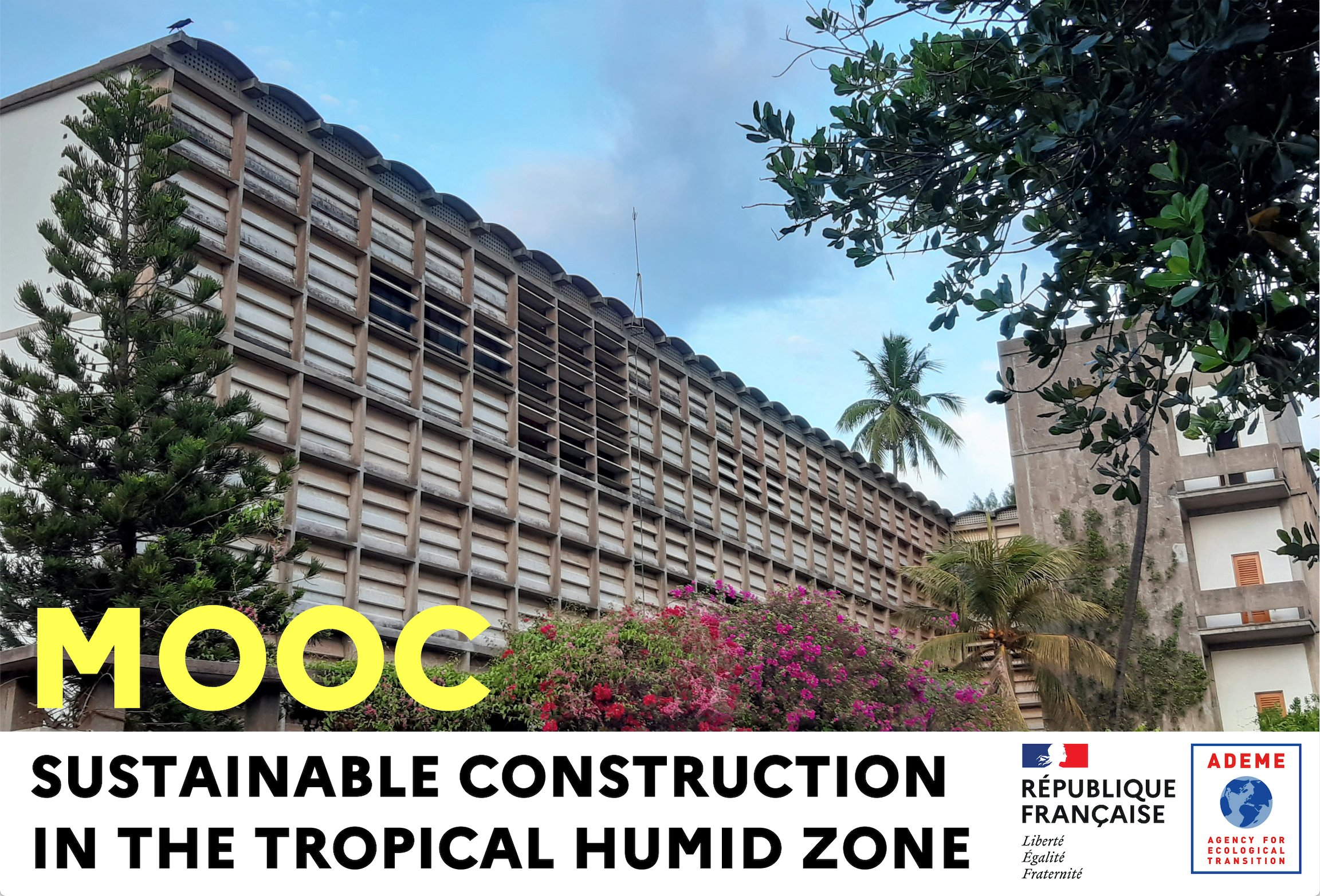 Sustainable Construction in the Tropical Humid Zone Construire durable en zone tropicale humide