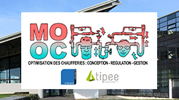 Optimisation des chaufferies : conception - régulation - gestion MOOC Chaufferie